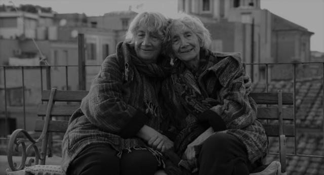 Lorenza e Paola vechhi